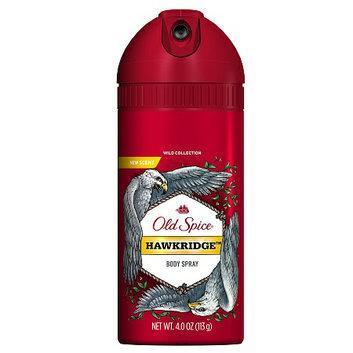 Old Spice Wild Collection Body SprayHawkridge Scent