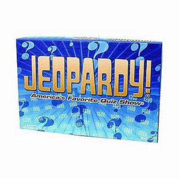 Pressman Toy Jeopardy Game Ages 12 and up, 1 ea