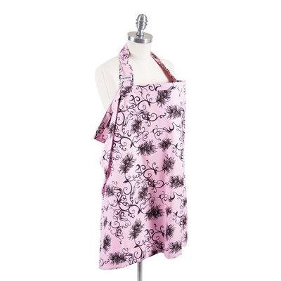Bebe Au Lait Cotton Nursing Cover - Amalfi