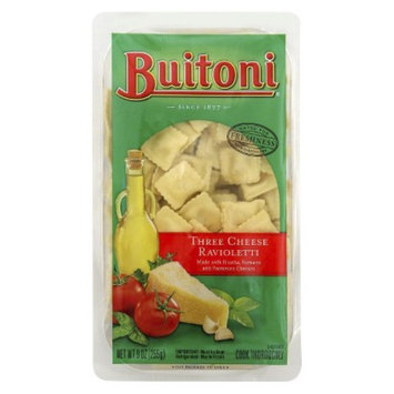 Buitoni Three Cheese Ravioletti 9 oz