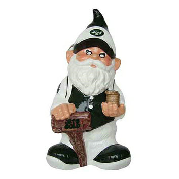 Forever Collectibles Gnome Bank- Jets - School Supplies