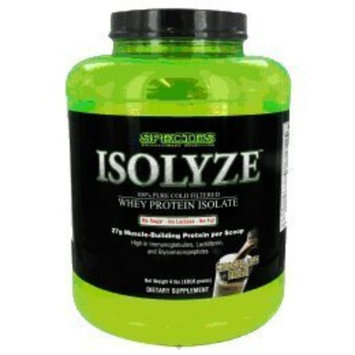 Species Nutrition Isolyze, Cherry Vanilla