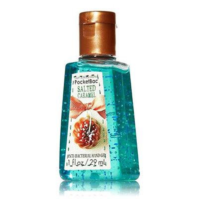 Bath & Body Works® PocketBac SALTED CARAMEL Anti-Bacterial Hand Gel