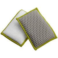 Casabella Way Clean 33104 Mesh Sponge, 2 Pack