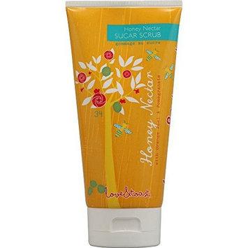 Love & Toast Honey Nectar Sugar Scrub-5.75 oz