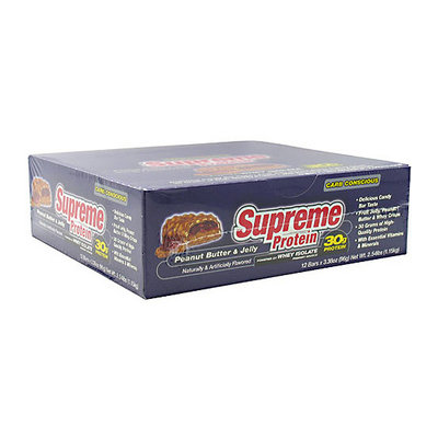 Supreme Protein Peanut Butter & Jelly Protein Bars