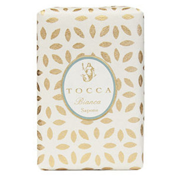 Tocca TOCCA Sapone Bar Soap, Bianca, 4 oz