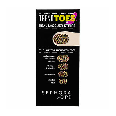 SEPHORA by OPI Trend Toes Snake Sparkle 16 Strips