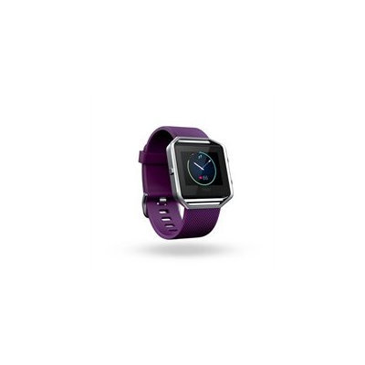 Fitbit Blaze - Plum, Small by Fitbit