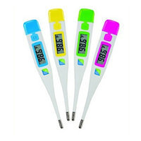 HealthSmart 30 Second Slim Thermometer Family Pack