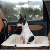 Pet Gear Extra-Large Booster Pet Seat Chocolate