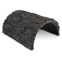 Conceptual Creations Giant Bark Log Reptile Hideaway, 11 L X 9 W X 5 H