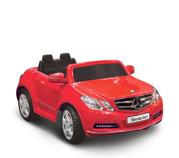 tional Products Ltd. National Products - 6V Mercedes Benz Ride On - Red