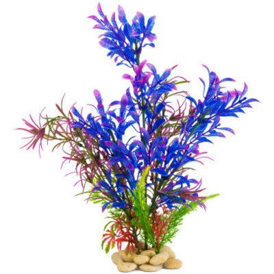 Top Fin Artifical Sporn Aquarium Plant