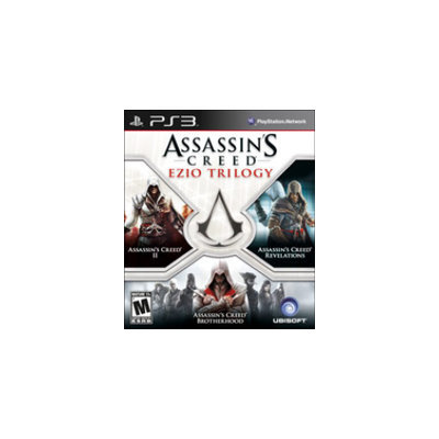 UbiSoft Assassin's Creed Ezio Trilogy