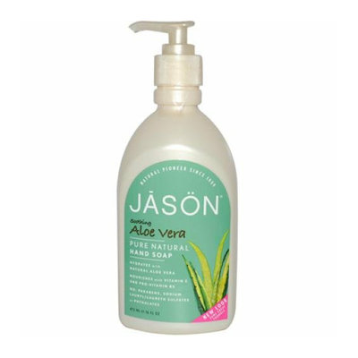 Jason Natural Products/Hain Celestial Group, Inc Jason Pure Natural Hand Soap Soothing Aloe Vera 16 fl oz