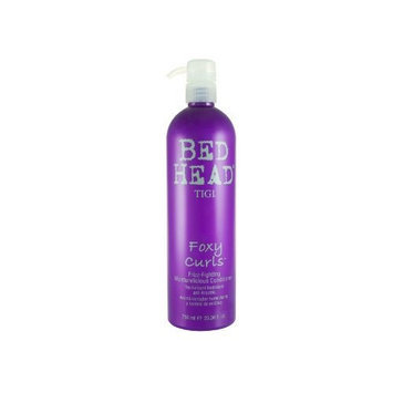 Bed Head by TIGI, Foxy Curls, Frizz-Fighting Moisturelicious Conditioner, 25.36 -ounce
