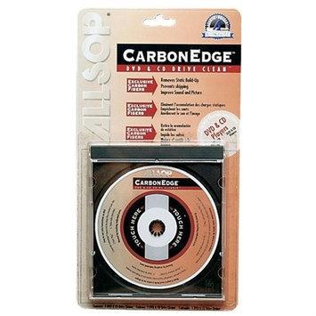 Allsop ALS23321B Allsop 23321 Carbon-Edge DVD and CD-Drive Cleaner