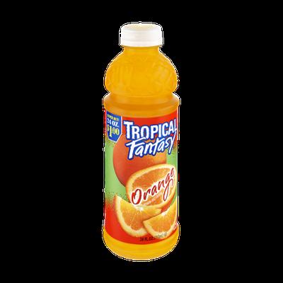 Tropical Fantasy Orange Premium Juice Cocktail