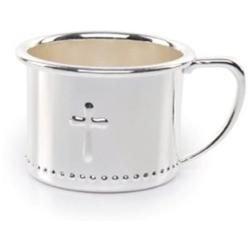 Mud Piea ¢ Silver-Plate Cross Cup