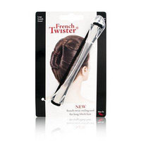 Mia French Twister Model No. 0253 - Large Clear