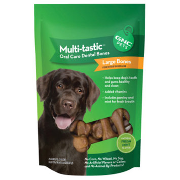 GNC Pets Oral Care Dog Bone