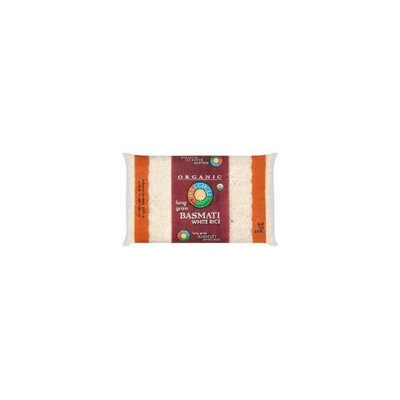 Full Circle Organic Long Grain Basmati White Rice (Case of 12)
