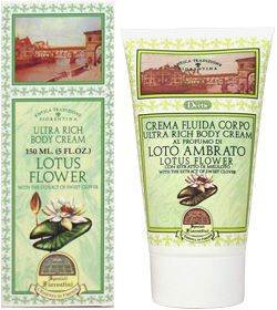Lotus Flower with Extract of Sweet Clover by Speziali Fiorentini