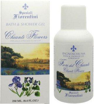 Chianti Flowers by Speziali Fiorentini Bath Shower Gel