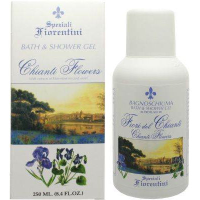 Chianti Flowers by Speziali Fiorentini Bath Shower Gel