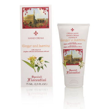 Ginger and Jasmine by Speziali Fiorentini Hand Cream
