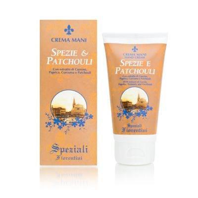 Spices Patchouli by Speziali Fiorentini Hand Cream