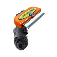 Furminator, Inc. FURminator deShedding Tool for Dogs Short Hair Medium