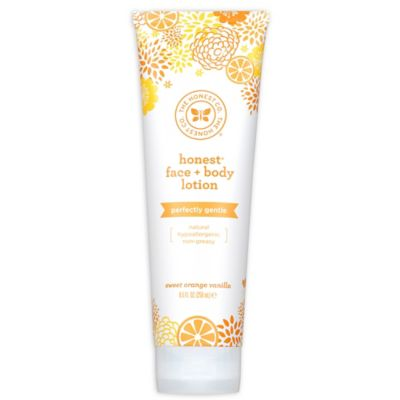 The Honest Co. Face + Body Lotion