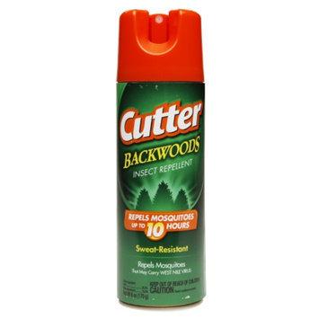 Cutter Backwoods Insect Repellent Aerosol 25% DEET, 6 oz