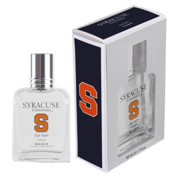 Masik Collegiate Fragrances Men's Syracuse University by Masik Cologne Spray - 1.7 oz