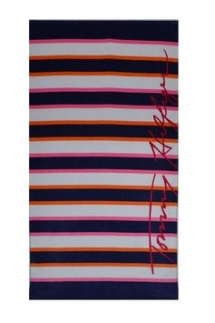 Tommy Hilfiger Towels, Stripe Beach Towel
