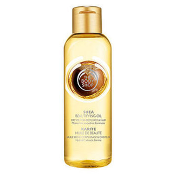 The Body Shop Beautifying Body Oil