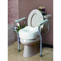 Invacare Adjustable Toilet Safety Frame
