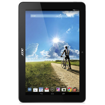 Acer America Acer Iconia A3-a20-k19h 16GB Tablet - 10.1 - In-plane Switching [ips] Technology - Wireless Lan - Mediatek Mt8127 1.30 Ghz - 1GB RAM - Android - Slate - 1280 X 800 Multi-touch Screen (nt-l5gaa-001)