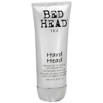 TIGI Bed Head Hard Head Mohawk Gel for Spiking and Ultimate Hold