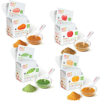 NurturMe Assorted Dried Organic Baby Food