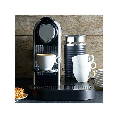 Nespresso Refresh Citiz & Milk Espresso Maker