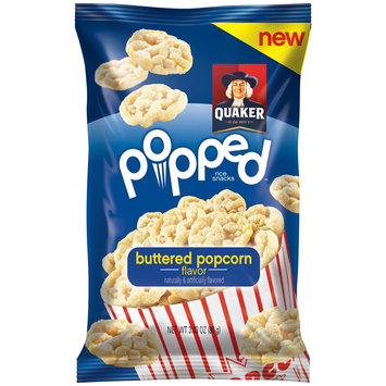 Quaker® Popped Rice And Corn Snacks