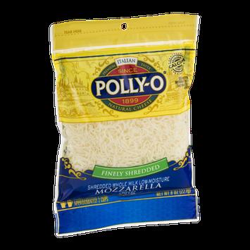 Polly-O Mozzarella Finely Shredded