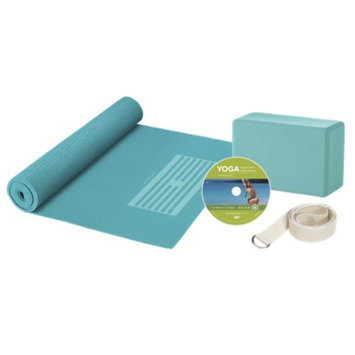 Gaiam Yoga For Beginners Kit