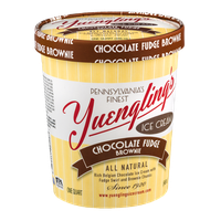 Yuengling's Ice Cream Chocolate Fudge Brownie