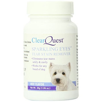 Clearquest Sparkling Eyes Tear Pet Stain Remover