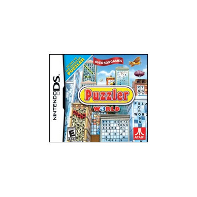 Atari Games Puzzler World
