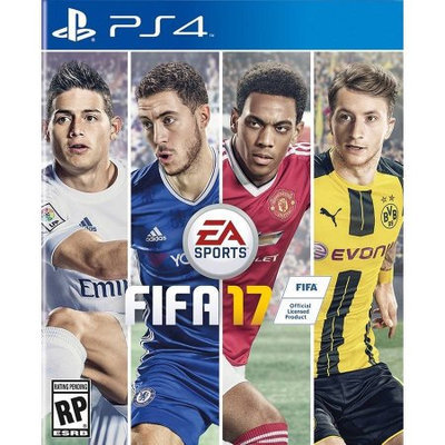 EA FIFA 17 - Playstation 4